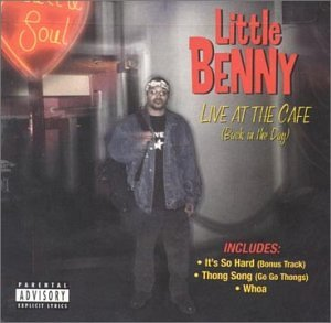 Little Benny Go Go Back Yard Band Chuck Brown Junkyard